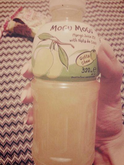 Japanese Food Japanese Drink Mogumogu Mangojuice Asian Drink
