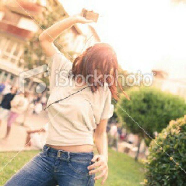 annalisablacksnow Detail Me on Istockphoto photo by @hoaru aka Mattia Pelizzari Fun young woman girl model shooting dance photography Canon