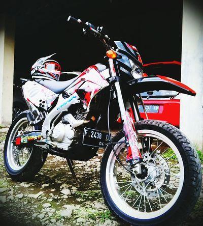 Supermoto Motorcyle My Adventure Streetphotography