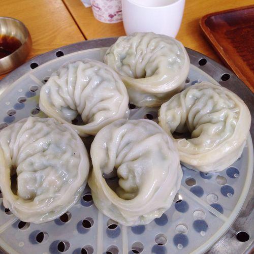 Food Porn Foodporn Korean Food Korean Dumplings Food Mandu Korea Kyungju Food Porn Awards
