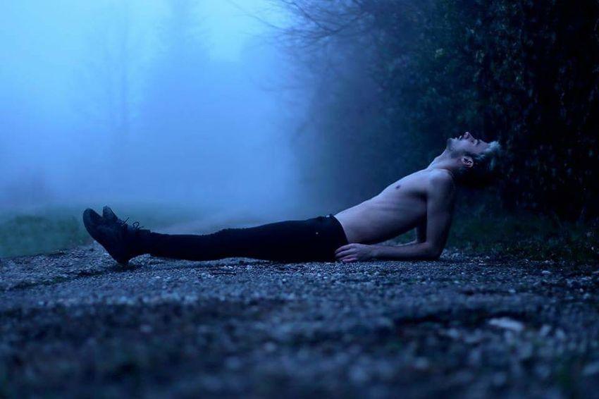"The Amazing Human Body Surrealism That's Me Myself Bodyart ""stilness"""