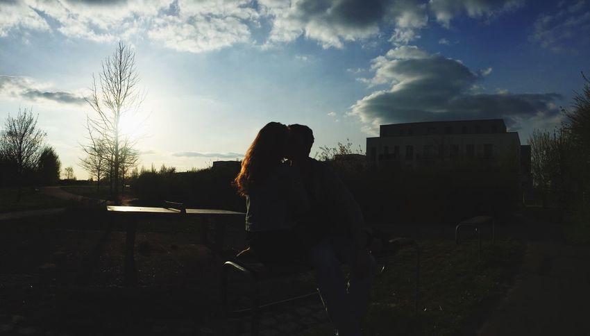 Love Lovelovelove Lovely Myhappiness💘 Myself Wonderful Sky Enjoying Life Berlin City Life