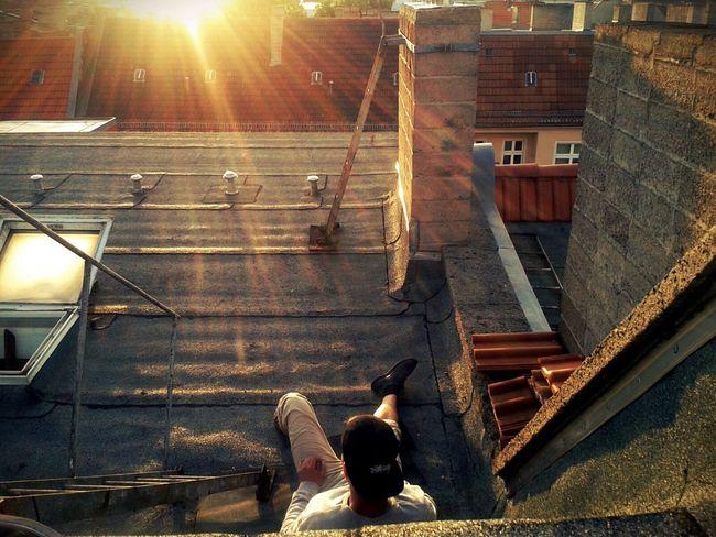 Berlin Sun Rooftop Fhain