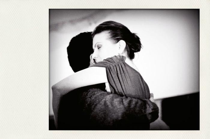 Tango Night Tango Dancing Hug