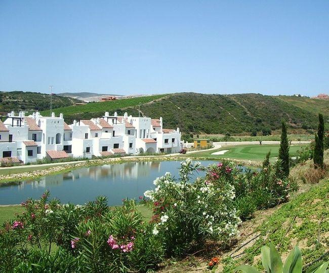 Casares golf & country club Casares Golfing SPAIN Lake Countryclub Golf Course Flowers,Plants & Garden