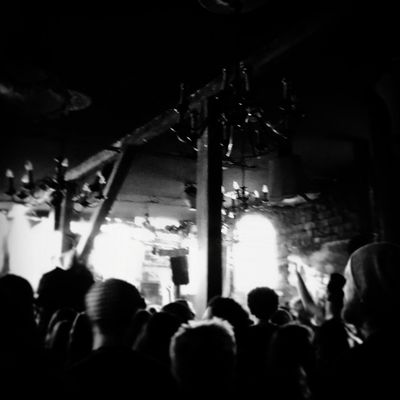 Berlin Sisyphos Techno am Sonntag