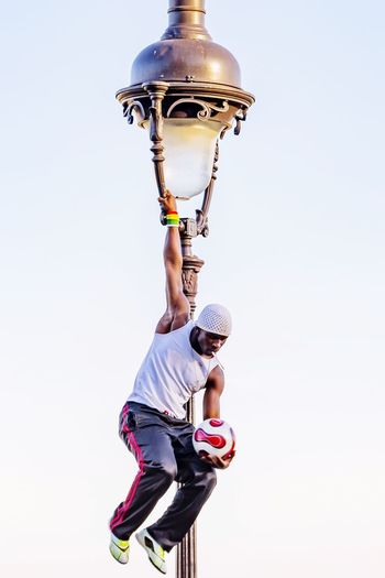 Paris African Football Freestyle