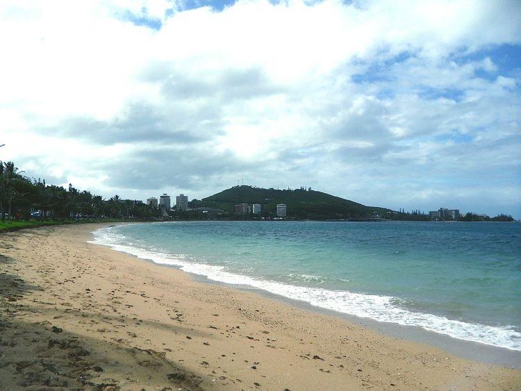 Sea Beautiful Landscape Beach Little Waves
