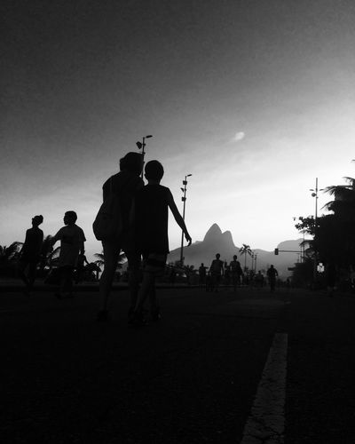 Black And White Photography Streetphotography Light And Shadow EyeEm Best Shots - Black + White Clouds And Sky Blackandwhite Silhouette Darkness And Light Eye4photography  Sunset
