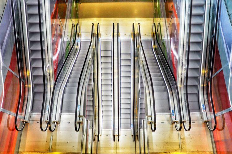 Urban Geometry City Geometry City Stairs
