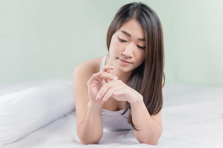 Hand Skin Care.