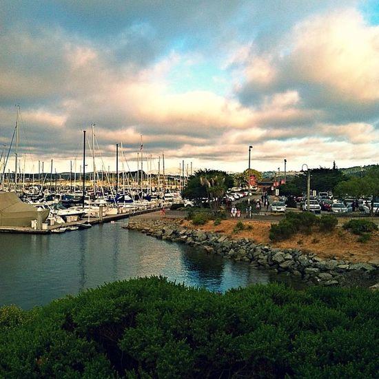 California MontereyBay Fishermanswharf Beautiful Mothernature