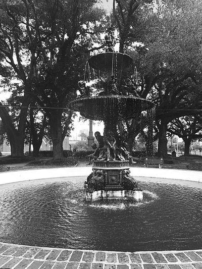 Park Water Natchez Fountain Water