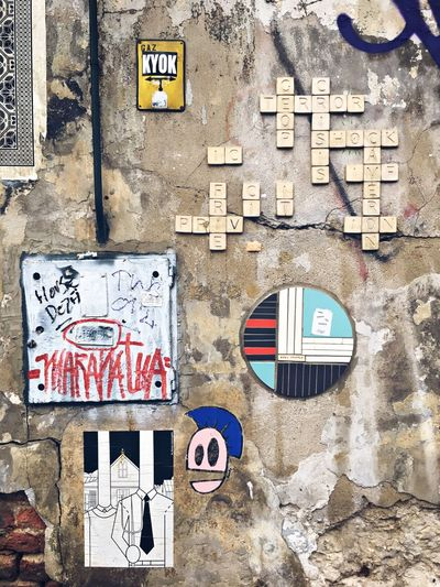 EyeEmNewHere Streetphotography Streetart Graffiti Krakow Poland Ancient Walls Modern Art ArtistsOfTheStreets