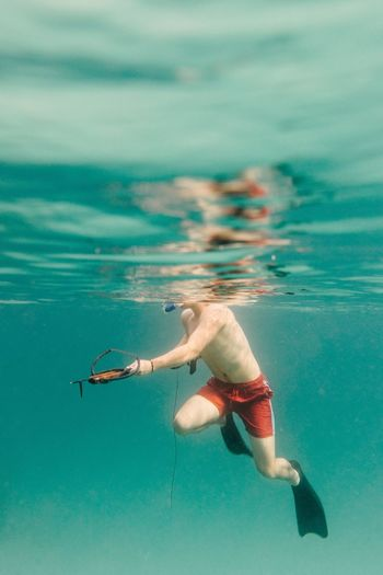 Live For The Story Water Swimming Real People Underwater Sea Spearfishing Spearfish Hunting Fisning Snorkeling