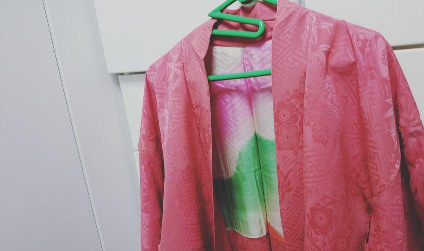 👔 Haori - 祖母から継ぐ -. Fashion Vintage 羽織り 紋付き 陰五三の桐 着物