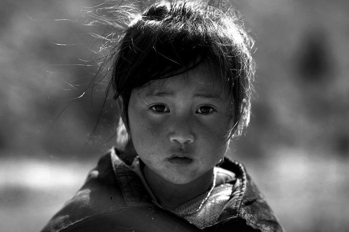 Vietnam Niñas Hermosa❤ Bonita Ojos Bonitos