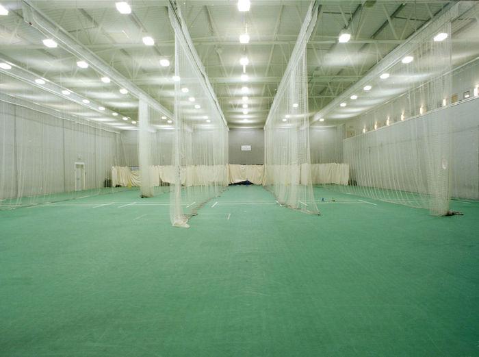 120 120 Film 120mm 645 Analog Analogue Artificial Cricket Cricket Pitch Film, Indoor Cricket Pitch Indoors  Interior Mamiya Medium Format Northampton Sport