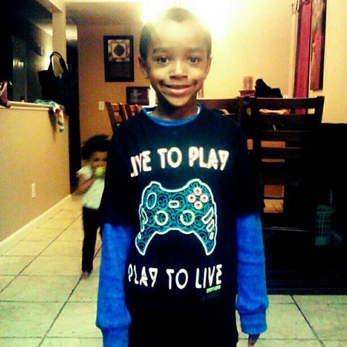 My son is (obviously) a #gamer. Thanks to ronnieshalittlejohn for buying this very appropriate shirt for him. Love Family Gaming Son Gamers Gamer ILOVEMYSON Wtfgamersonly Wtfgo Gamingfamily Familyofgamers