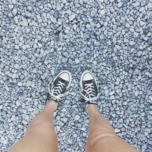 Shoe Standing