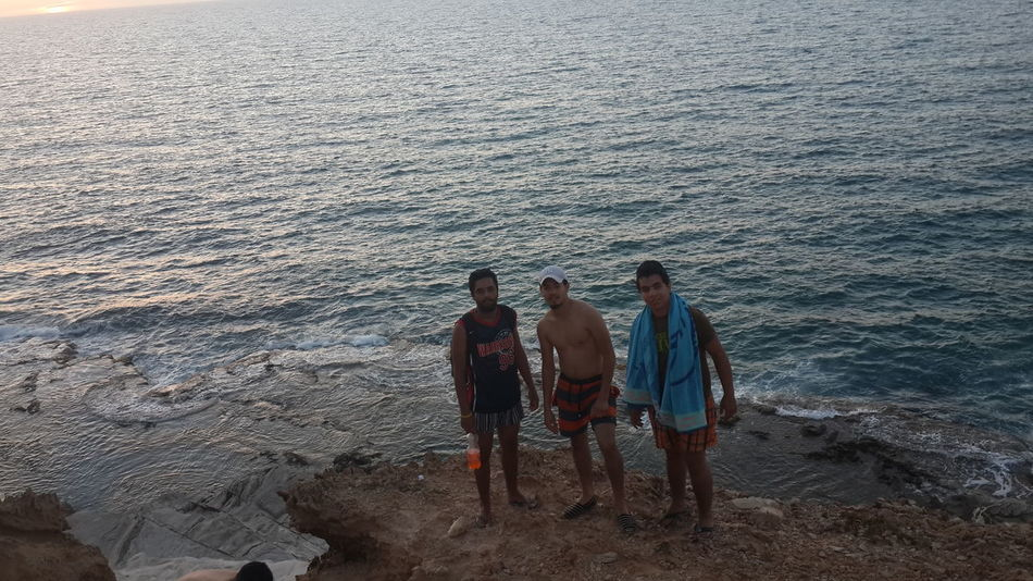 Sea Sea And Sky Enjoying Life Smile Friends Beach High As Fuckkk High Beach View Beachporn Nature Beautie Tunisia