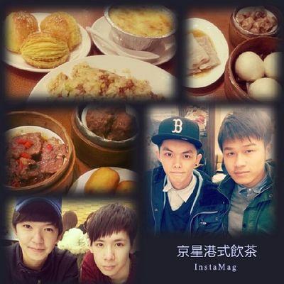 突然沒有預期的衝臺北其實也是一種生活上的享受 Dinner HongKong Delicious SongYY friends 港式飲茶