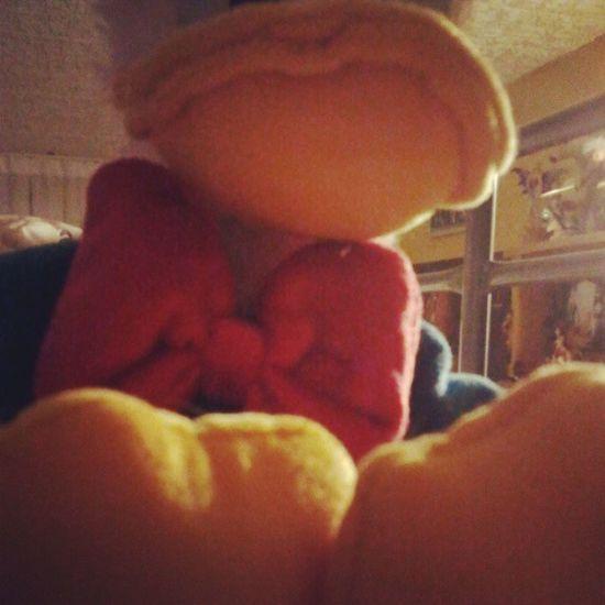 Mister Donald Disney Disneylandparis Disneystore Donald duck plush bowtie red blue yellow white