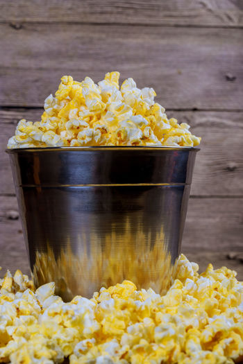 Close-up Corn Day Food Food And Drink Freshness No People Outdoors Popcorn Yellow