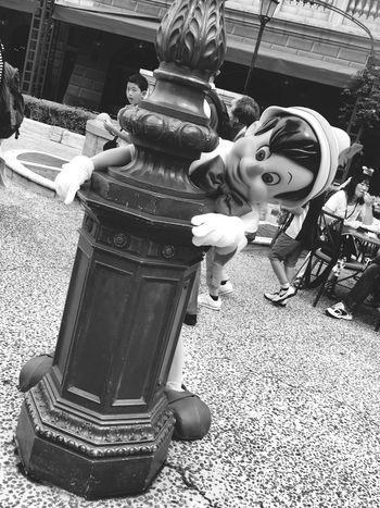 Tokyodisneysea Pinokio Cute