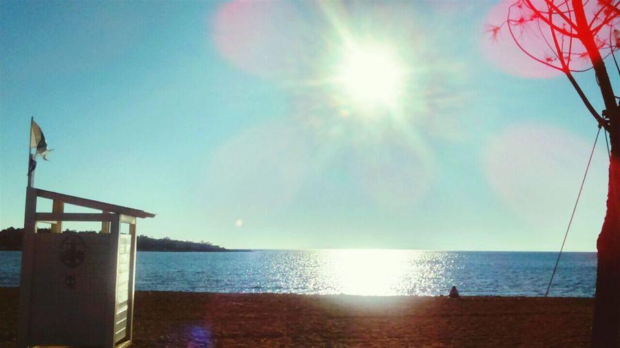 Sunshine Sun Clear Sky Beach Fresh Air... Spring Beach Walking Photosynthesis Breath Deep Breath Feel It Come And Fit In My Selfie Shells Sunglasses Saltywater Nature Kodak HC-110