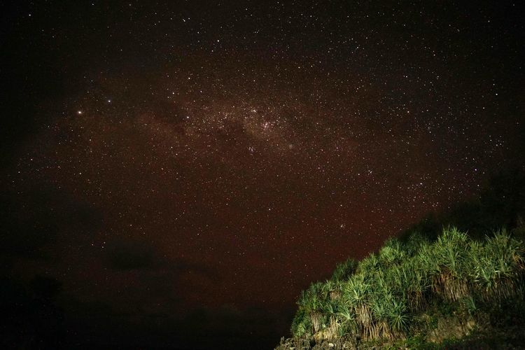 Milky Way and