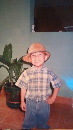 4 e h descubierto que de niño era luffy xD ProyectoFAD One Piece Luffy De Niño