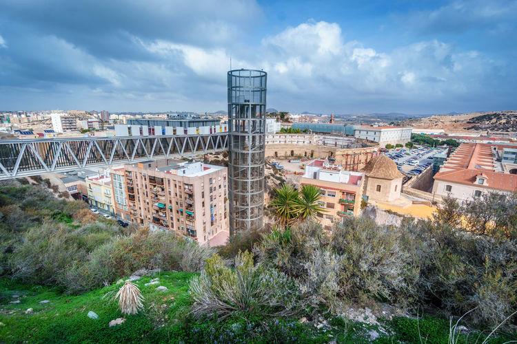 Cartagena tower