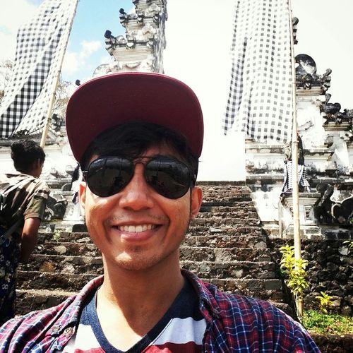 Lempuyangtemple Goodlucktothetop Bali, Indonesia