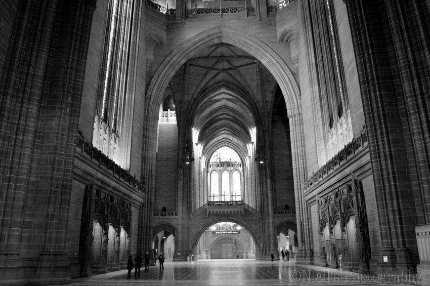 Liverpool Cathedral Liverpool Liverpool Cathedral Photography Blackandwhite Photography Nikon Nikon D3200