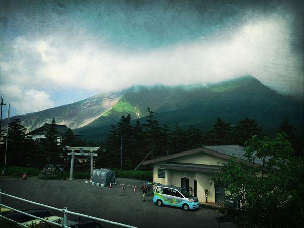 御嶽山 Ontake