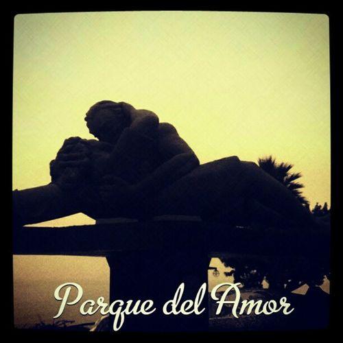 Parque del Amor TeQuieroLima Igersperu Instagramperu Picoftheday followpic