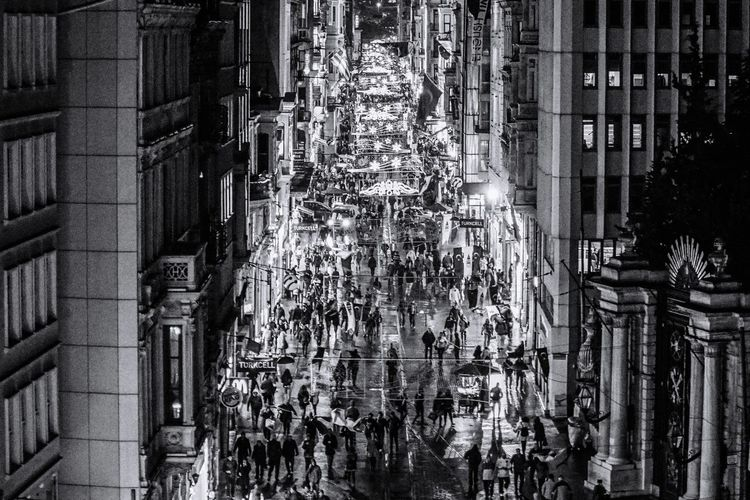 Taksim Istiklal Istanbul Turkey Istiklal Istiklalcaddesi