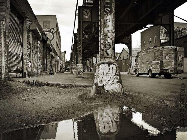 NYC Streetart Blackandwhite Streetphoto_bw