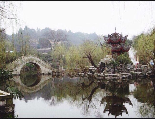 Historical Sites Yueyang Tower Ancient Zhongyan Northern Song Dynasty Historical Buildings Hunan Province, China