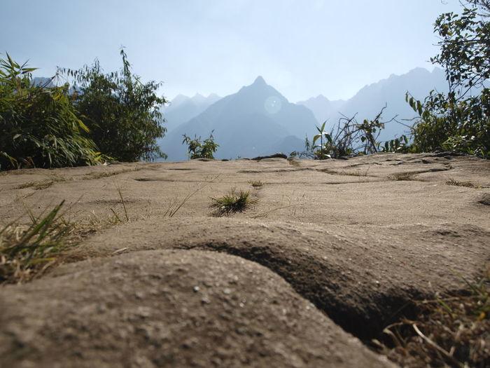 Beauty In Nature Landscape Macchu Picchu Mountains Nature No People Outdoors Peru Stone Travel Destinations