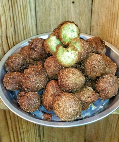 Cooking Cooking Photography Hushpuppies My Famous Recipe Homemade Food How We Eat Southern Food How Southern People Eat Good Eating Round Food Fried Food