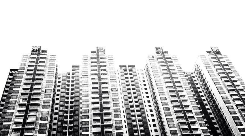 Rythm Blackandwhite Building Monochrome Architecture