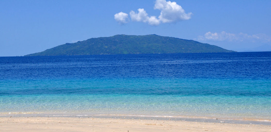 Beach Beauty In Nature Blue Day Island Landscape Madagascar  Nature No People Nosy Tanikely Outdoors Sand Scenics Sea Sky Tranquil Scene Tranquility Water