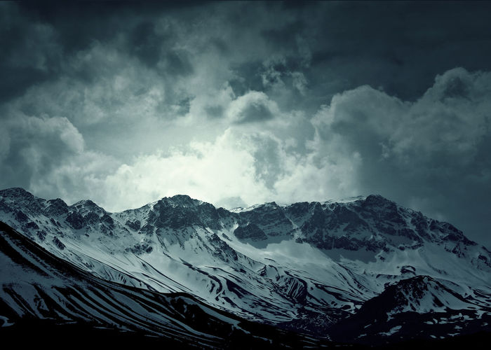 Cloudy Mountain Peaks Cloudy Sky Moon Nightphotography Beauty In Nature Cloud - Sky Cold Temperature Day Landscape Moon Surface Moonlight Mountain Mountain Range Nature Night No People Outdoors Scenics Sky Snow Tranquil Scene Tranquility Weather Winter