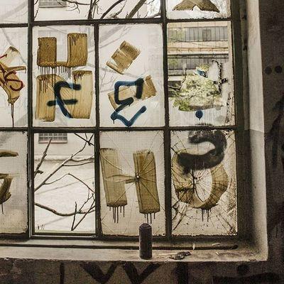 Praha Prague Czech Industry Hall Old Factory CkD Art Architecture Building Grafitti Window Picoftheday Bestoftheday