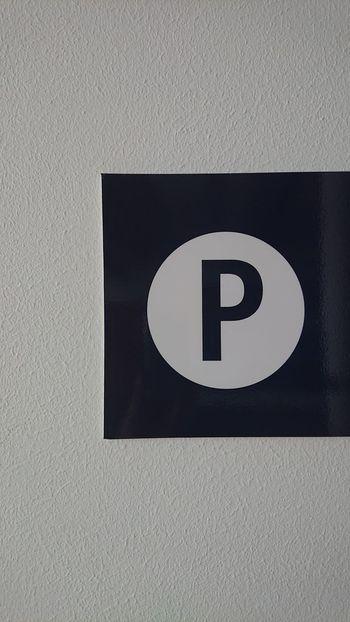 Panasonic 10 Panasonic 10 Panasonic  Parking Sign