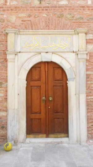 Mosque Turkey Mosque Doors Antiquedoors Door Wood Stone Old Buildings Walking Around Streetphotography