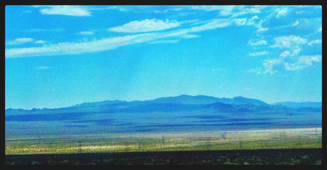 Southwest <3 Endless Sky Land And Sky Landscape