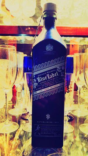 Blue Label Scotch Whisky